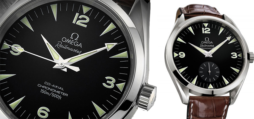 c20758a89f3 Omega Seamaster Railmaster Watches For Sale « One More Soul