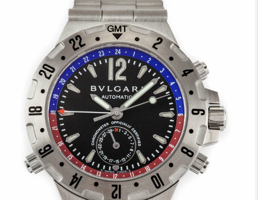 Replica Bulgari Diagono Professional