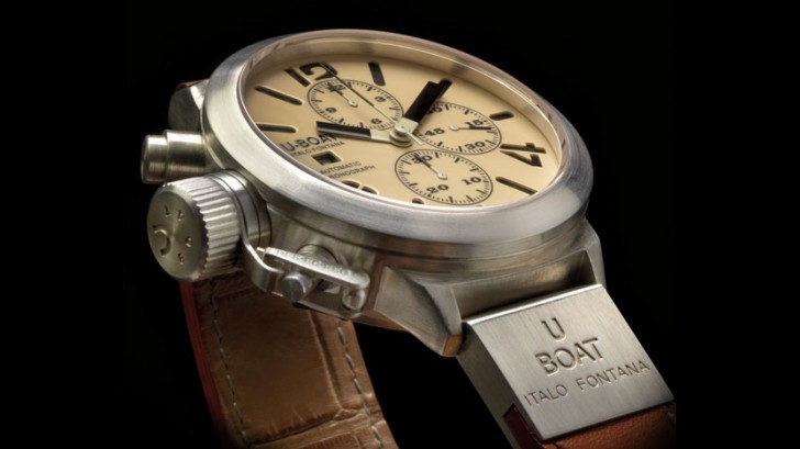Identifiable U Boat Replica Watch Make You the Attention-Taker