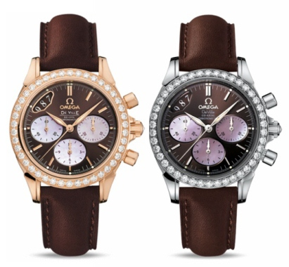Omega De Ville Replica collection gathers different and gorgeous model