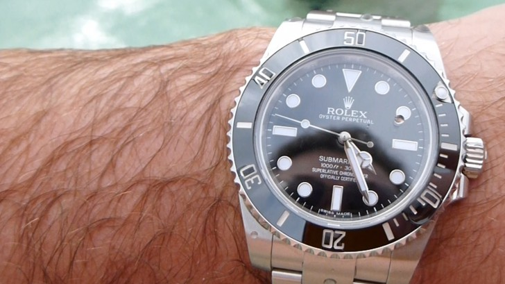 Rolex Copy Watches Of Understated Charm and The Rolex Submariner No Date Ref 114060
