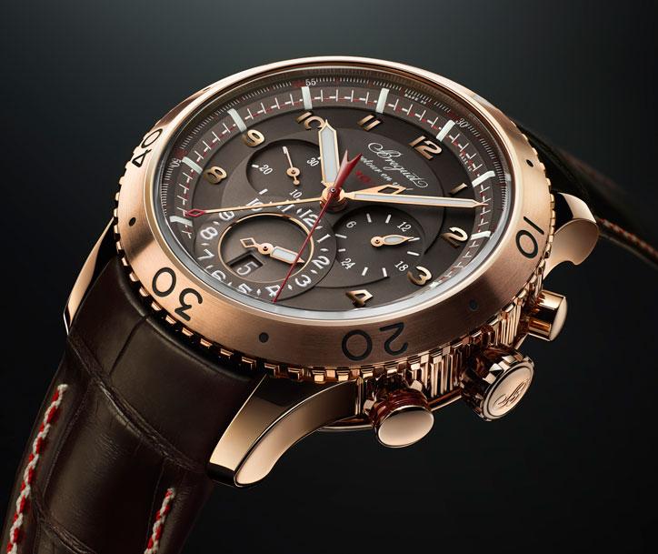 High Quality Breguet Chronograph Type XXI Watch Replica Hands On
