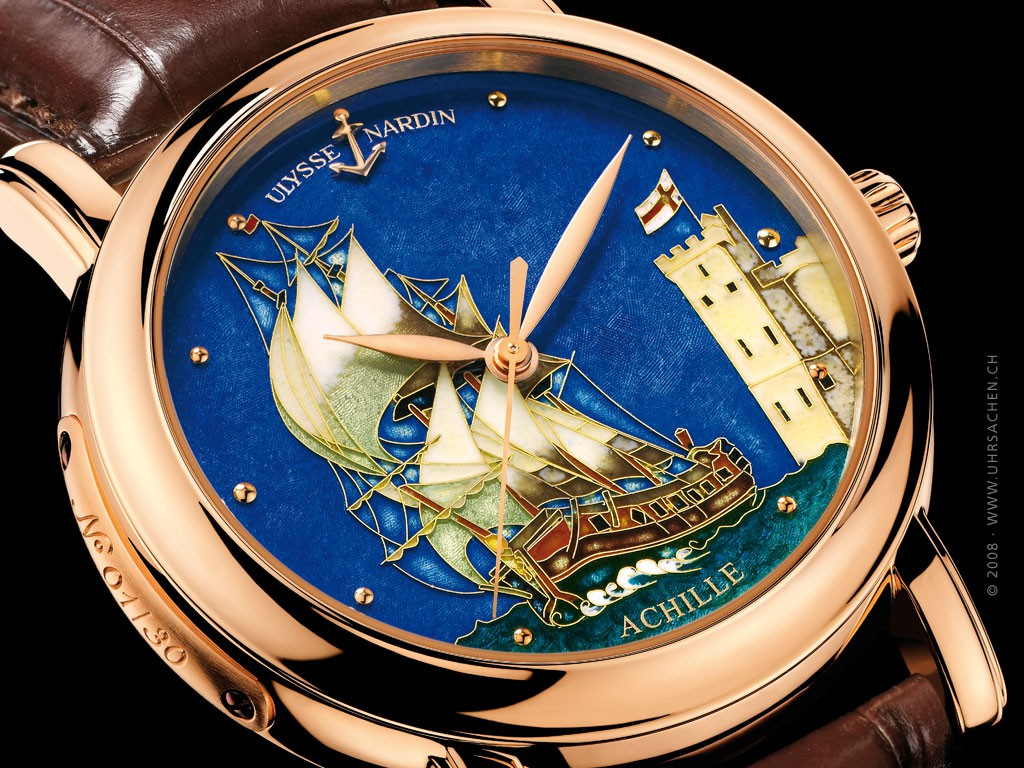Navigational precision and replica watch innovation aimed at more