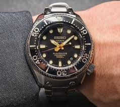 Seiko Anniversary Celebration Watch --- Marinemaster 1000m Replica Dive Watch