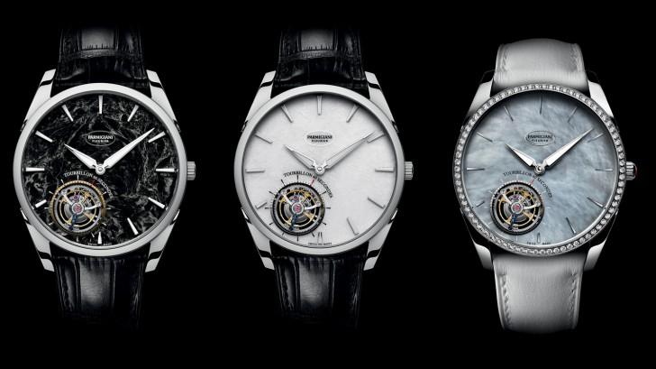 Replica Parmigiani Fleurier Tonda 1950 Tourbillon Watch With Thinnest Movement Exceed Your Mind
