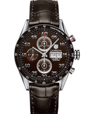 TAG Heuer Carrera Calibre 16 Day Date Replica Watches Available In Average Speed Measurement