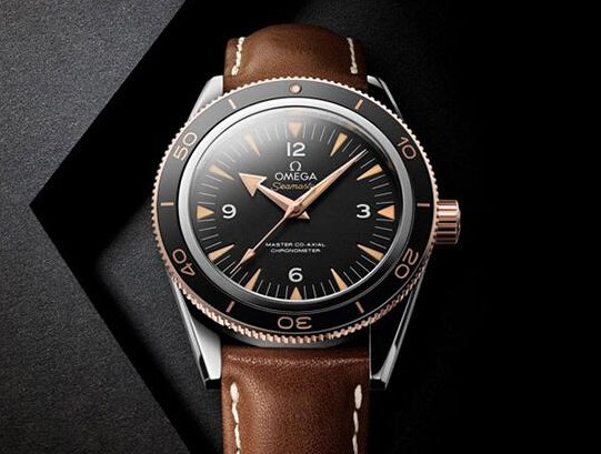 Review Omega Seamaster classic legend retro elements 300 watch
