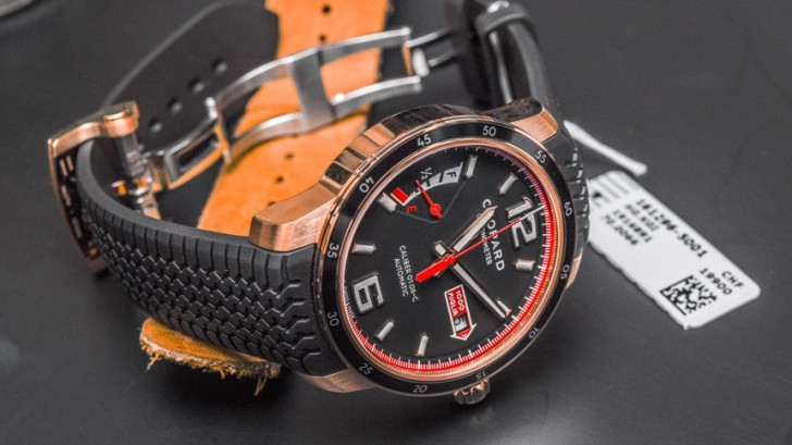 Closer Look At Chopard Mille Miglia Gts Replica Watch
