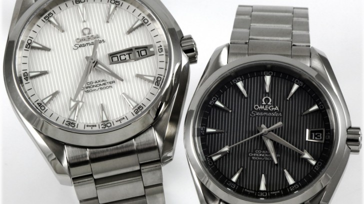Review Replica Omega Seamaster Aqua Terra 150M Co-Axial Annual Calendar