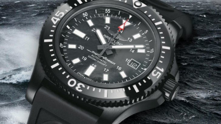 You Might Need A Diving Sporty Breitling Superocean 44 Special Replica Watch