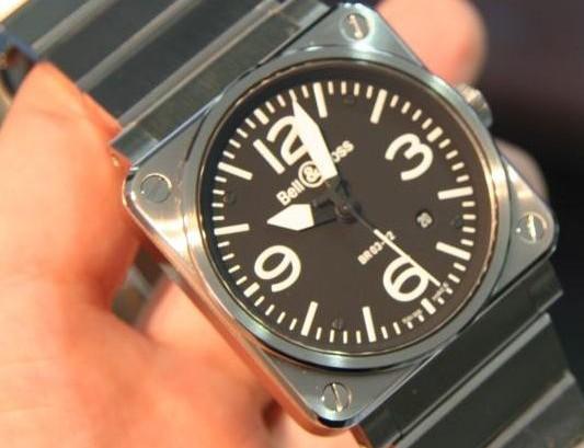 Introducing The Replica Bell & Ross BR03-92 Metal Bracelet Mens Watch