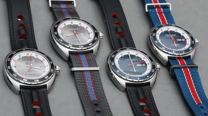 Show You The Hamilton Pan Europ Automatic Replica Watch