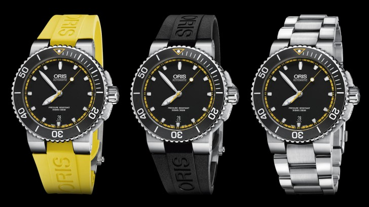 Presenting The New Sporty Oris Aquis Date Replica Watch