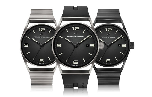 Limited Edition Watch Series:Porsche Design 1919 Datetimer Eternity Black Replica