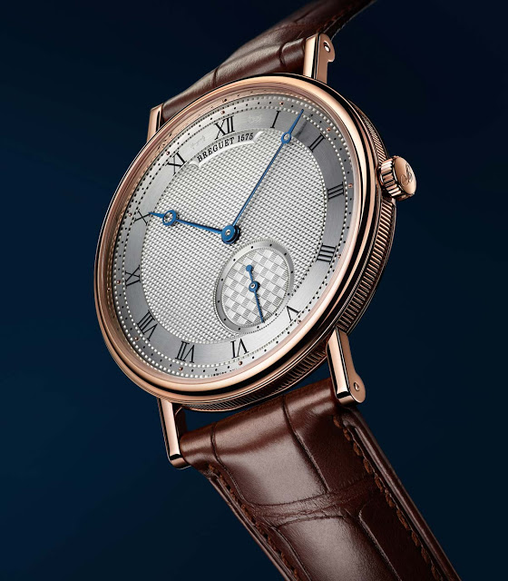 Show You The Breguet Classique 7147 With 40mm Case Replica Watch