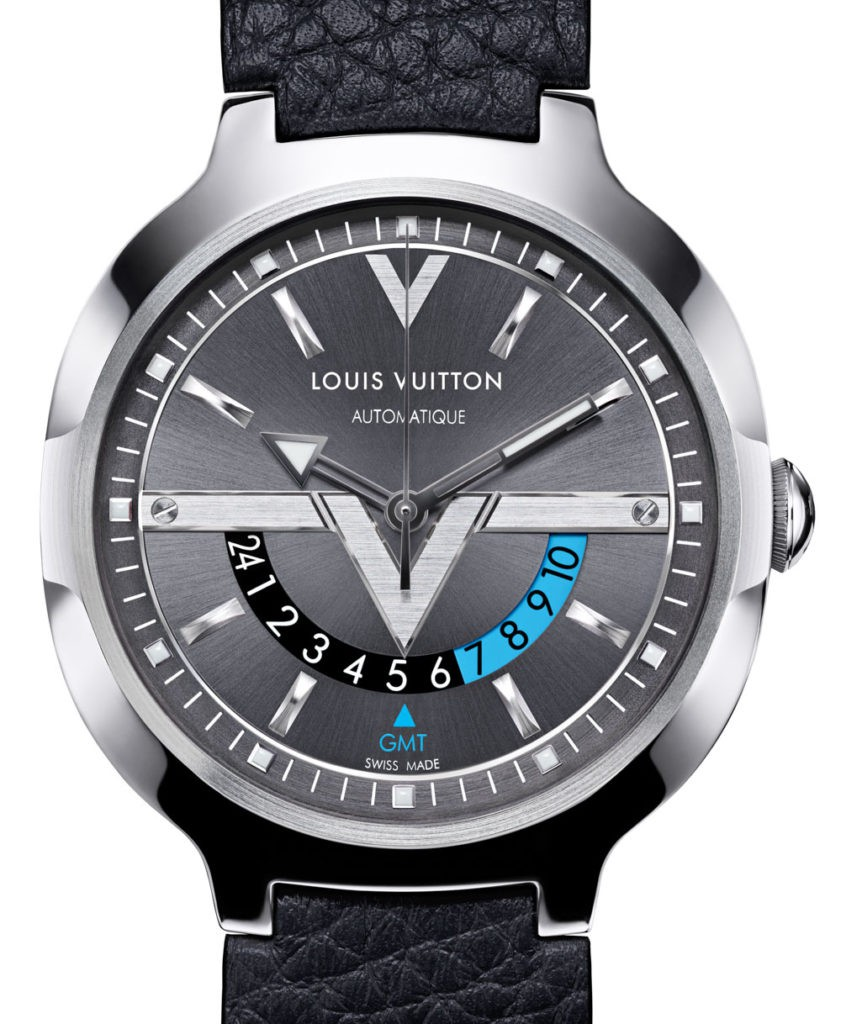 Show You The Louis Vuitton Voyager GMT With 41.5mm Mens Replica Watch