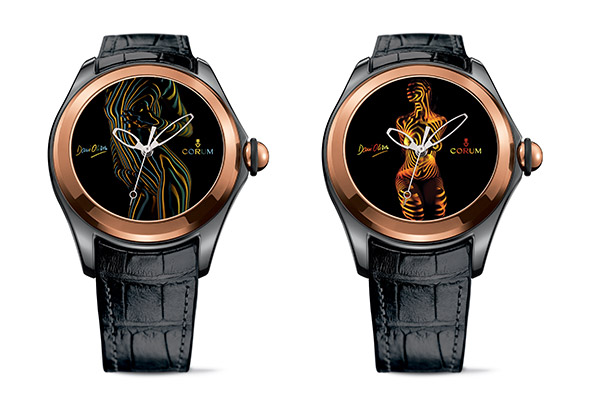 Take A Look At The Corum Bubble Dani Olivier Replica