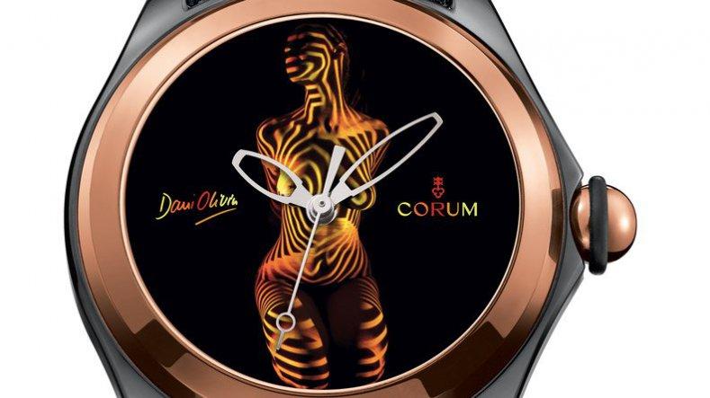 Take A Look At The Corum Bubble Dani Olivier Replica