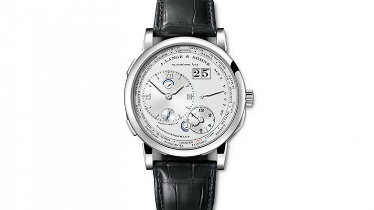 Limited Edition Watch Series:A. Lange & Sohne Lange 1 Time Zone Como Mens Replica