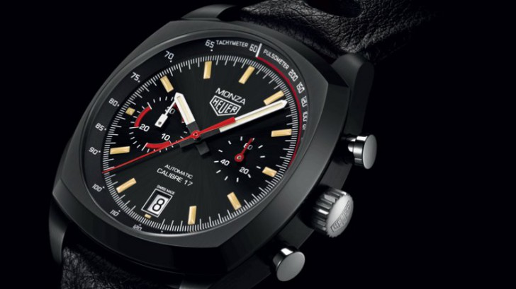 Celebrate The TAG Heuer Monza Chronograph Replica Watch