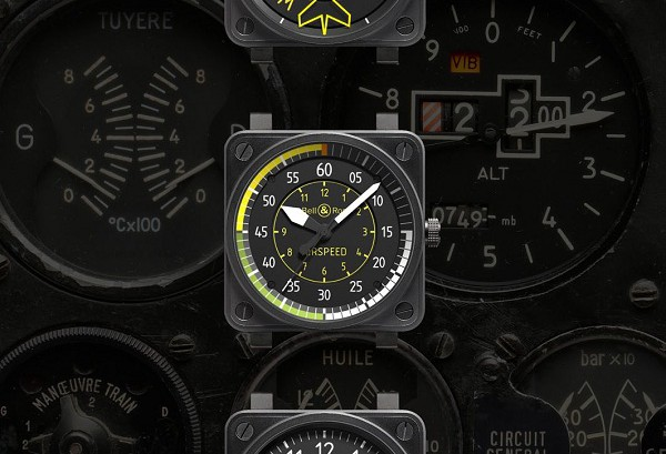 Take A Look At The Bell & Ross BR 01 Aviation Instrument Replica Watch