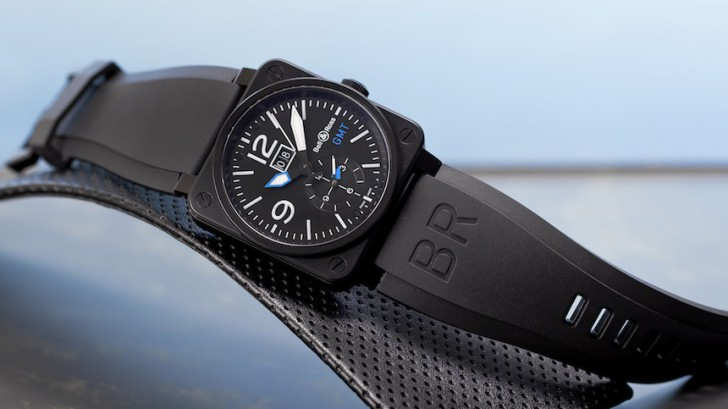 Limited Edition Watch Series:Bell & Ross BR03-51 GMT-TWG Replica