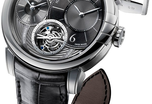 Introducing The Harry Winston Midnight GMT Tourbillon Replica