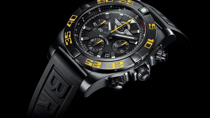 Take A Look At The Breitling Jet Team Chronomat 44mm Replica