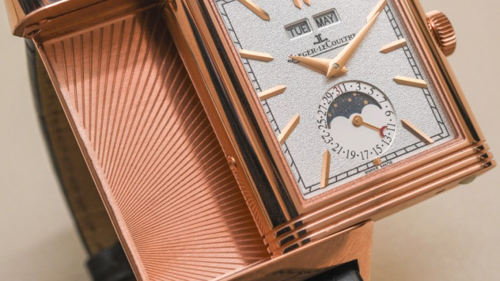 Hands-On With Jaeger-LeCoultre Reverso Tribute Calendar Replica