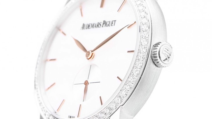 Audemars Piguet Platinum Crowns Ladies Replica Watches On Discount