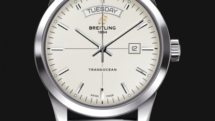 Show You The Breitling Transocean Day & Date With 43mm Case Replica