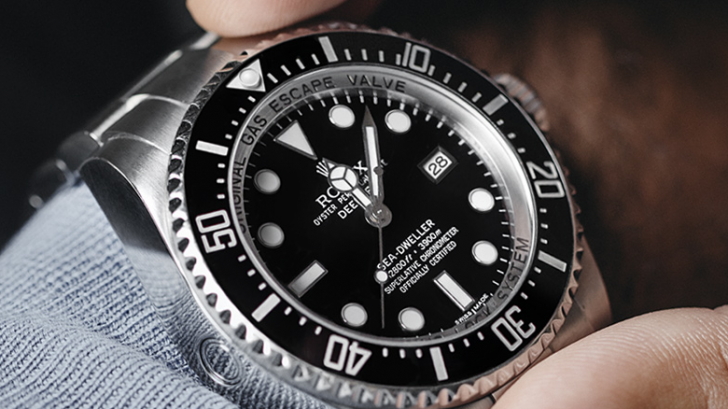 A Complete Guidebook On Rolex Sea-Dweller With Black Dials Men's Replica