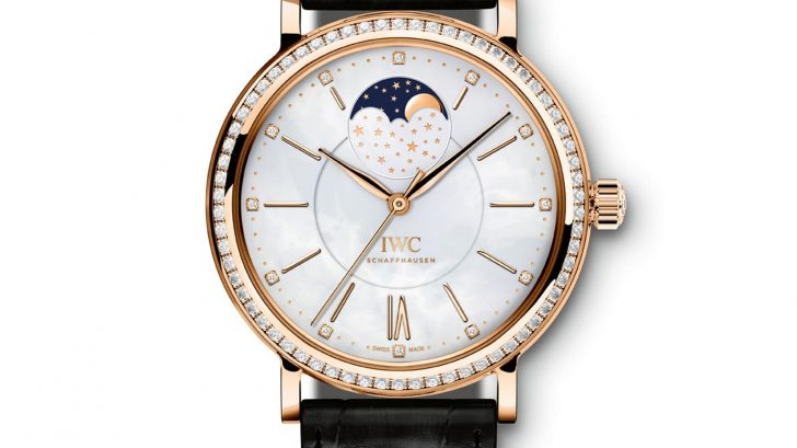 IWC Portofino Midsize Automatic Moon Phase With 37mm Case Replica