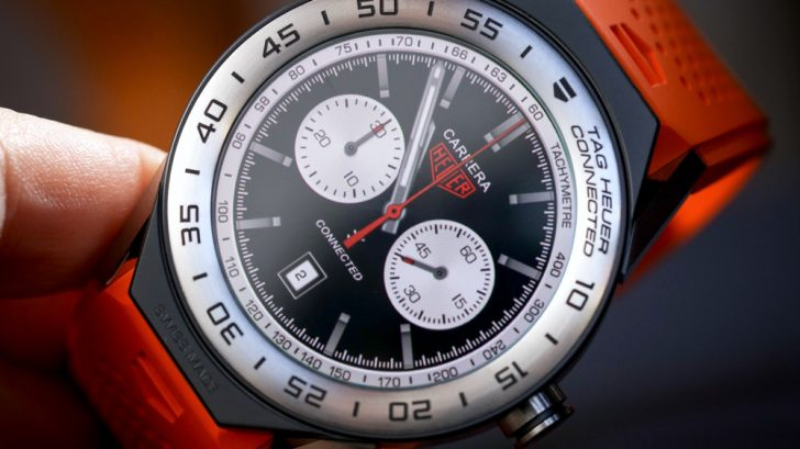 Hands-On With Replica TAG Heuer Connected Modular 45 Smartwatch Aims To Be Eternal