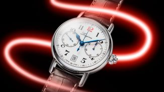 Take A Look At The Longines Single Push-Piece Chrono Replica