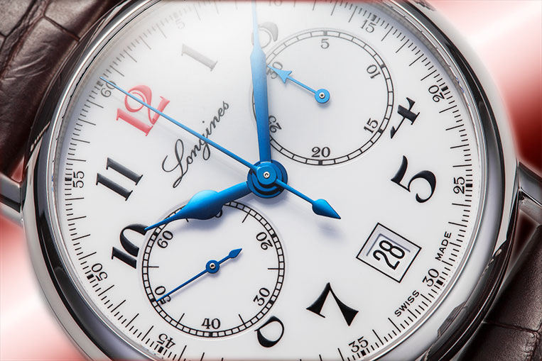 Take A Look At The Longines Single Push-Piece Chrono Replica
