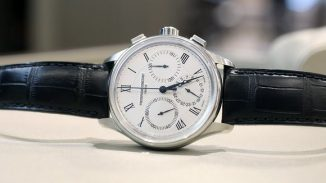 Frederique Constant Flyback Chronograph Manufacture Hands-On