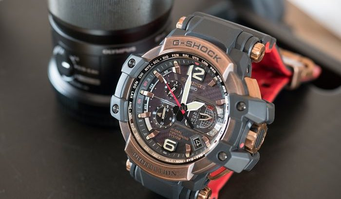 A Review Of Casio G-Shock Master Of G Gravitymaster GPW1000RG-1A Replica