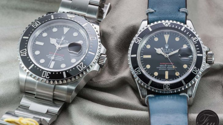 Detailed Review With The Rolex Sea-Dweller Ref. 126600 Replica