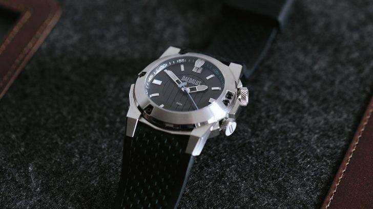 We Take A Closer Look At Daedalus Dae-Diver Replica Watch