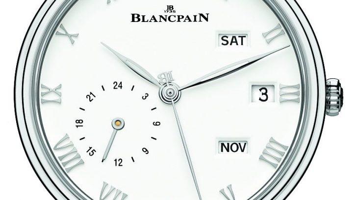 Blancpain Villeret Quantième Annuel GMT Watch Watch Releases