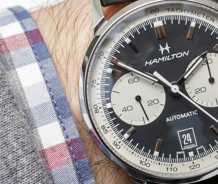 Hamilton Intra-Matic 68 Watch Hands-On Hands-On