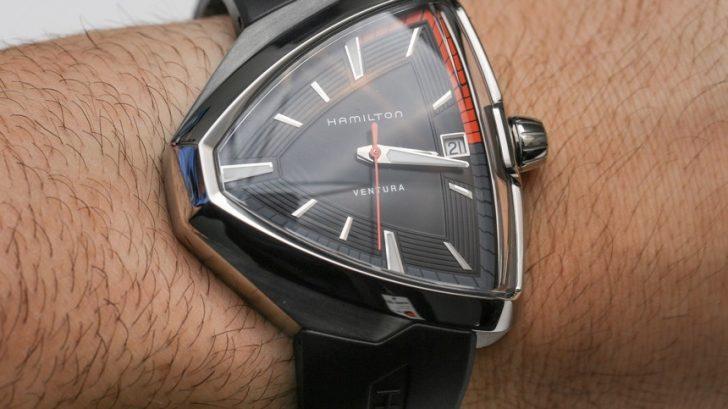 New Blancpain watch dealers Replica Ventura Elvis80 & Elvis Presley's Original Watch Hands-On Hands-On