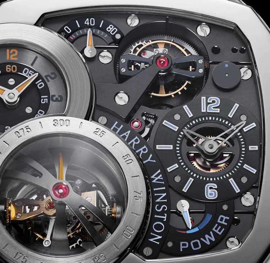 Harry Winston Histoire De Tourbillon 6 Watch Watch Releases