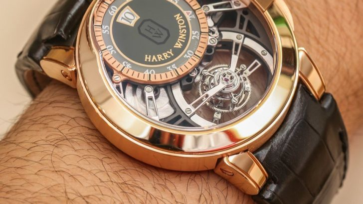 Harry Winston Ocean Tourbillon Jumping Hour Watch Hands-On Hands-On