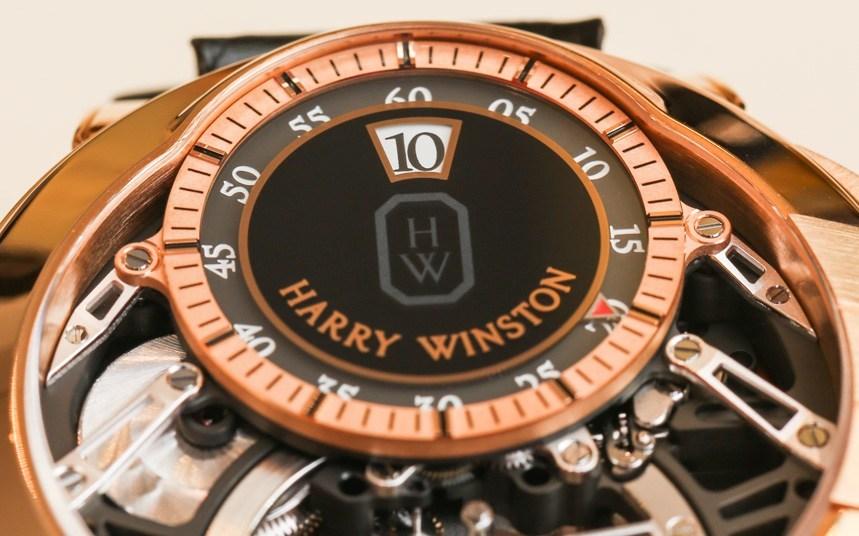 Harry Winston Ocean Tourbillon Jumping Hour Watch Hands-On Hands-On
