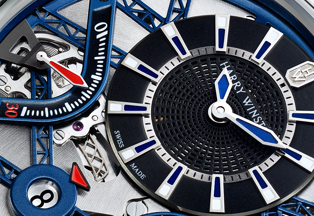 Harry Winston Project Z10 Watch Watch Releases