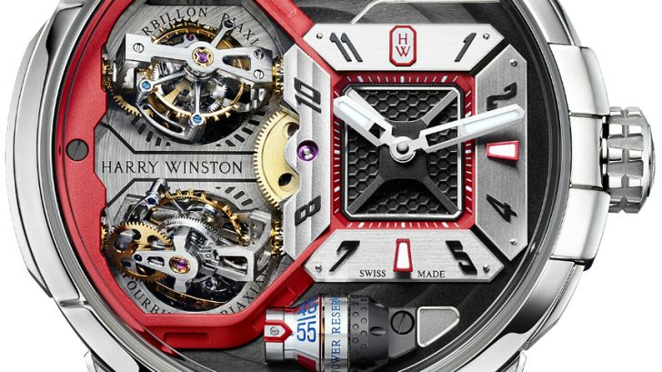 Harry Winston Histoire De Tourbillon 7 Watch Watch Releases