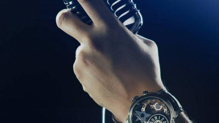 Harry Winston Opus 14 Watch Watch Releases