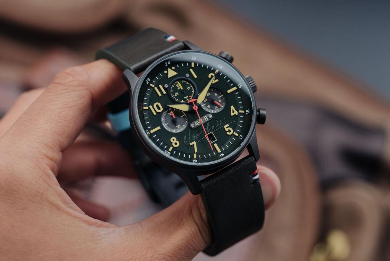 AVI-8 Bader Chronograph Limited-Edition Replica Watch